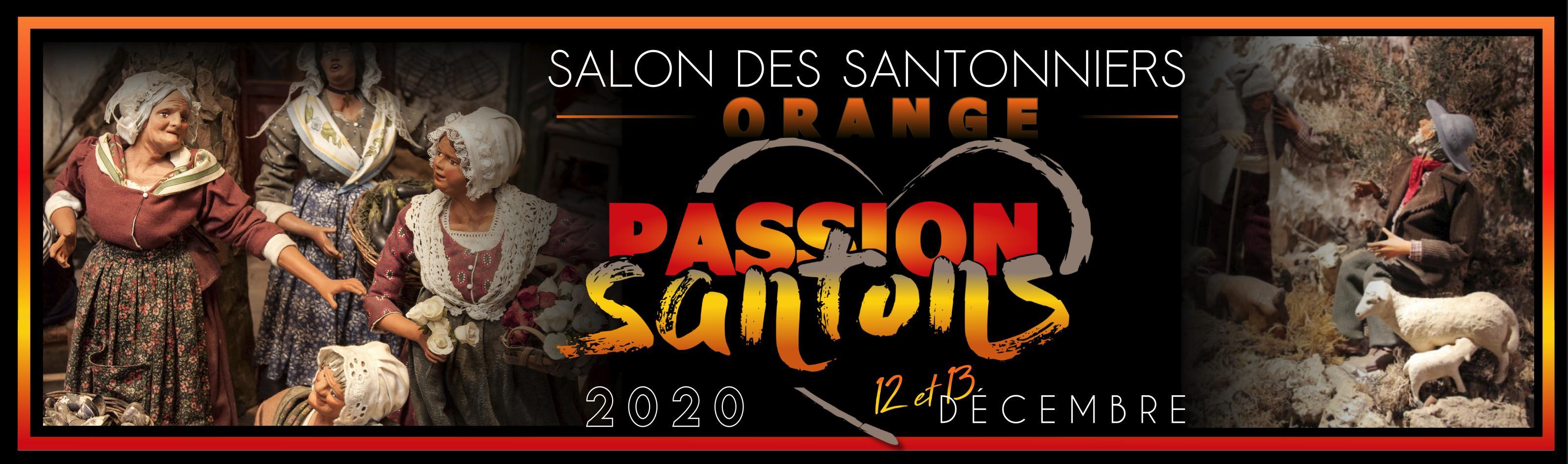 Arts Direct et le Salon des santonniers Orange
